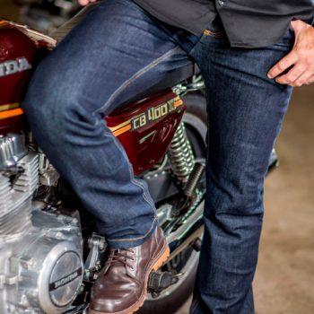 Motorcycle Jeans oferece proteção, conforto e estilo para o dia a dia